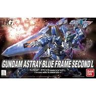【鋼普拉】現貨 BANDAI 鋼彈 HG SEED #57 ASTRAY BLUE FRAME 藍色異端巨劍型 藍異端