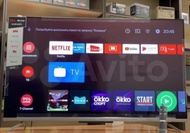 TCL ANDROID SMART TV 55INCH