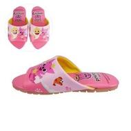 【兒童拖鞋】【台灣製造】【碰碰狐室內拖鞋 】粉紅色 PIKS96513