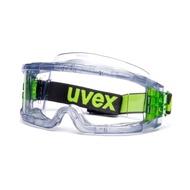 德國頭戴式 護目鏡 工具面罩 UVEX 9301 (防霧、抗刮、耐化學)