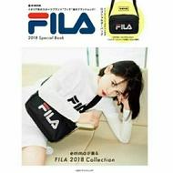 日雜包 雜誌包 附錄包 斜背包 拉鍊網狀側背包 休閒包 側背FILA包 外出休閒包 e-mook雜誌包 fila雜誌附錄
