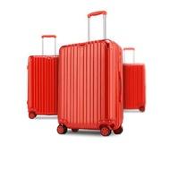 กระเป๋าเดินทางรุ่นClassy20/24/26นิ้ว รุ่นซิป วัสดุABS+PCแข็งแรงทนทาน