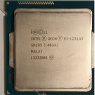 Intel Xeon E3 1231 v3 1150