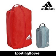 Adidas Shoe Bag * Double-zip closure for quick and easy access *Carry strap on the top