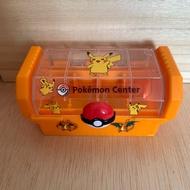 現貨二手Pokémon tretta寶可夢絕版機台卡匣隨身手提收納盒神奇寶貝 精靈寶可夢(可放20枚)
