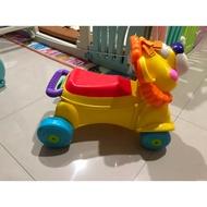 費雪 小獅子學步車