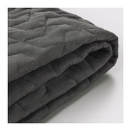 IKEA LYCKSELE 單人沙發床布套, vallarum 灰色