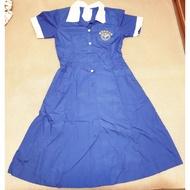 護校短袖制服 (全新 )無腰帶