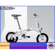 bicycle basikal mtb bike folding bicycle ✦OYAMA/Eurasian Horse Dolphin S200 Children's Bicycle 12-inch Folding Bike Elf
