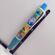 日本 東京 迪士尼 史迪奇 大隻 原子筆 黑墨 文具 用品 Stitch ohana Hawaii (05
