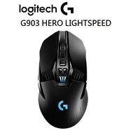 (全新) 羅技 G903 HERO LIGHTSPEED 雙模無線電競滑鼠/最新的HERO 16K 感應器