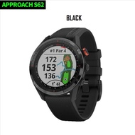 Garmin Approach S62 - Premium Golf GPS Smart Watch with Wrist Heart Rate / Pulse Oximeter , Built in World Wide Golf Courses
