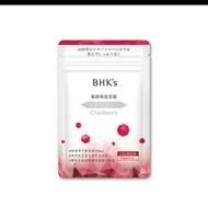 BHK's 蔓越莓益生菌