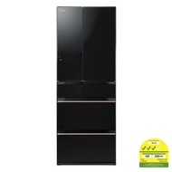 Hitachi R-HW610JS 6-door fridge 633L *FREE JAPAN MADE AIR PURIFIER PZ30J WORTH $499*