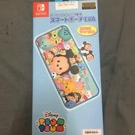 MAX GAMES Nintendo Switch Disney 日本任天堂原裝迪士尼 嘉年華主機 收納包 動物森友會