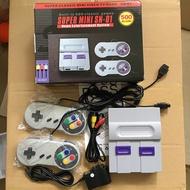 SFC500620821游戲機復古經典NES SFC迷你紅白游戲機SFC內置游戲