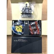 火雞二輪 原廠盒裝公司貨Shimano Ultegra PD-6800 SPD-SL 碳纖維卡踏板 附鞋底板扣片