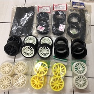 kyosho superten super10 京商超十 輪胎輪框 零件等等,FW03 FW04
