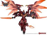 變形金剛 野獸之戰PE DX09 金屬 恐龍王 密卡登 Mega Dorogon 火龍 百變