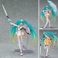 SP060初音未來2015 Racing Hatsune Cavaliers Movable Boxed Handmad