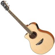 Your Music Happy Ear Musical Instrument Yamaha Apx 700 Ii Single Plate Art Pickup System For Electric Wooden Guitar