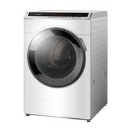 ★全新上市★PANASONIC 國際 NA-V180HW 洗脫18公斤 ECONAVI 變頻滾筒溫水洗衣機 公司貨