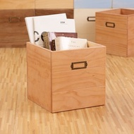 CiS 自然行 鄉村雜貨收納箱 (溫暖柚木色)