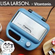 日本【Vitantonio】LisaLarson可定時鬆餅機+2個烤盤VWH-500-LS-35252023