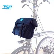 TRIGO Bike Front S Bag Waterproof for Brompton 3SIXTY Pikes element Folding Bike Shoulder Camera Bag