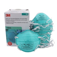 3M NIOSH N95 1860 1860S Effectively isolate volcanic smog, droplets and dust Surgical Particulate Respirator FaceMask 20pcs/10pcs/5pcs (20pcs in a box)3M N95 1860 1860s MaskProtection