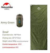 ถุงนอน Naturehike Sleeping Bag ultralight ถุงนอนเดินป่า น้ำหนักเบา ถุงนอนแคมป์ปิ้ง พร้อมส่งจากไทย