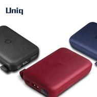 UNIQ HydeAir 10000mAh 無線快充帶支架螢幕行動電源 TAKAYA鷹屋台灣公司貨 Airpods 支援