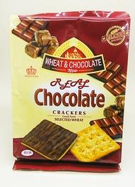 【橘町五丁目】日日旺 GERY 厚醬巧克力餅乾-216G▶全館滿499免運