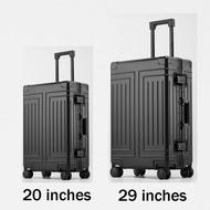 กระเป๋าเดินทางมีล้อลาก,ใหม่กระเป๋าเดินทางม้วนได้สำหรับท่องเที่ยวกระเป๋าเดินทางมีล้อลากกระเป๋าเดินทางในห้องโดยสารกระเป๋าเดินทางแช่แข็งกระเป๋าสำหรับเดินทางมาตรฐาน Valise