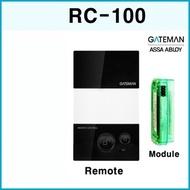 Gateman Remote control 10Set / RC-100 for WF20 WV20 WF200 WV200 etc