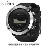 《台南悠活運動家》SUUNTO TRAVERSE 運動腕錶 經典黑