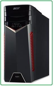 ACER  GX-781 混碟獨顯電競桌機 i5-7400;8GB*1;M.2 128G/1T;DVDR;CR/GTX1050 2G;FR500W/W10HML;USB鍵盤/USB滑鼠;DT.B