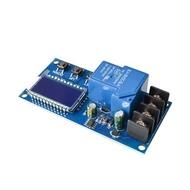 XY-L30A蓄電池電瓶充電控制模組 數位充滿斷電過充保護開關6-60V B