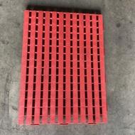 安可塑膠踏板/排水板 耐用 棧板 塑膠地墊 止滑板 耐重