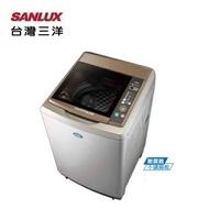 【三洋家電】17KG 超音波單槽定頻洗衣機(內外不鏽鋼)《SW-17AS6》金級省水 全機1年保固