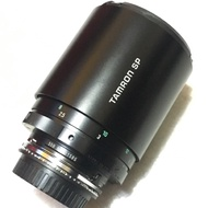購回可直上Canon EOS 及Nikon的 Tamron SP 55B 500mm f8 反射鏡