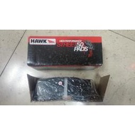 HAWK Performance ALCON CAR97 六活塞煞車來令片 STREET 5.0