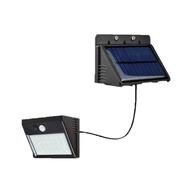 LED分離式太陽能感應燈 三段模式光源 2.5米線長 光控感應 太陽充電式感應 車庫燈 【分離式】