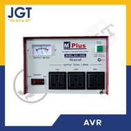 MPlus AVR w/ Time Delay - 1000 watts - Automatic Voltage Regulator (MSVC-1000N)