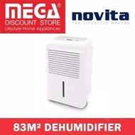 NOVITA ND690 DEHUMIDIFIER / LOCAL WARRANTY