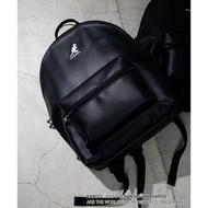 {XENO} 全新正品 WEGO / KANGOL bespoke faux leather daypack 後背包