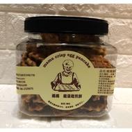 「現貨」台灣  媽媽 雞蛋鬆煎餅 罐裝260g 小鬆餅