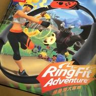 Nintendo Switch 健身環大冒險+專屬控制器Ring-Con(台版)