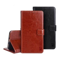 【IN7】瘋馬紋 HUAWEI nova 2i 5.9吋 錢包式 磁扣側掀PU皮套 手機皮套保護殼(吊飾孔 插卡皮套)