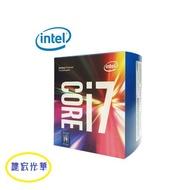 Intel Core i7 7700K 中央處理器(盒裝)代理商